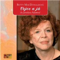 Audiokniha Vejce a já - Betty MacDonaldová - Jaroslava Adamová