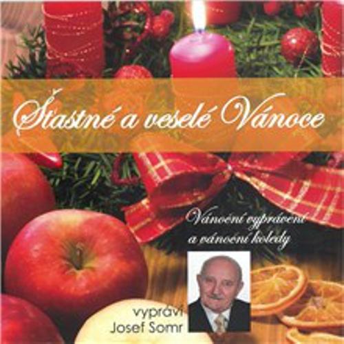 Šťastné a veselé Vánoce (Vánoční vyprávění a vánoční koledy) - Jaroslav Major (Audiokniha)