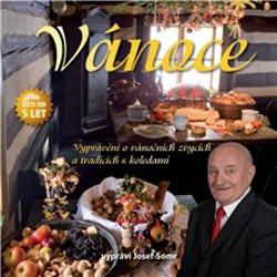Vánoce (Vyprávění o vánočních zvycích a tradicích s koledami) - Jaroslav Major (Audiokniha)