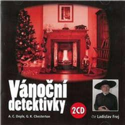 Audiokniha Vánoční detektivky - Arthur Conan Doyle - Ladislav Frej