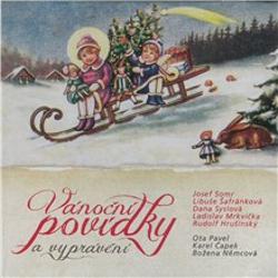 Vánoční povídky a vyprávění - Ota Pavel (Audiokniha)