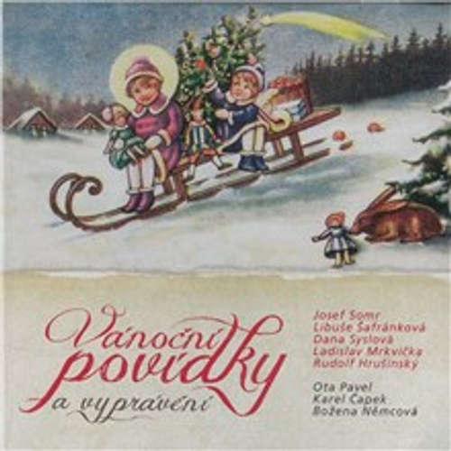 Audiokniha Vánoční povídky a vyprávění - Ota Pavel - Josef Somr