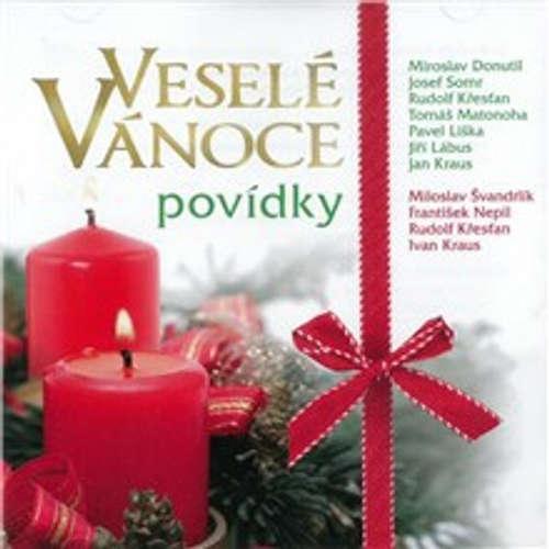 Audiokniha Veselé Vánoce (Povídky) - František Nepil - Jiří Lábus