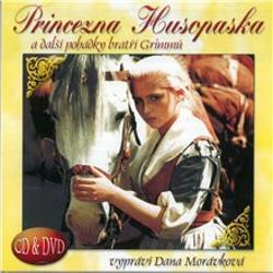 Princezna Husopaska a další pohádky bratří Grimmů - Jacob Grimm (Audiokniha)