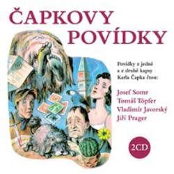 Čapkovy povídky - Karel Čapek (Audiokniha)