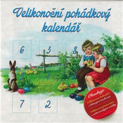 Velikonoční pohádkový kalendář - Lucie Gromusová (Audiokniha)
