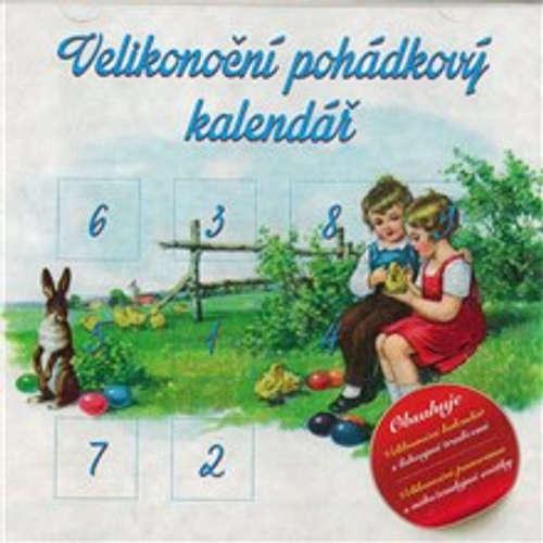 Audiokniha Velikonoční pohádkový kalendář - Lucie Gromusová - Josef Somr