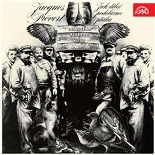 Audiokniha Lyrika - Jacques Andre Marie Prévert - Rudolf Hrušínský