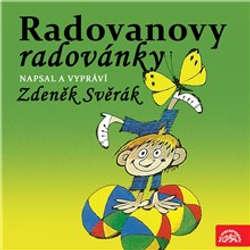 Audiokniha Radovanovy radovánky - Zdeněk Svěrák - Zdeněk Svěrák