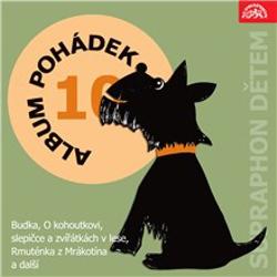 """Album pohádek """"Supraphon dětem"""" 10. - Božena Němcová (Audiokniha)"""