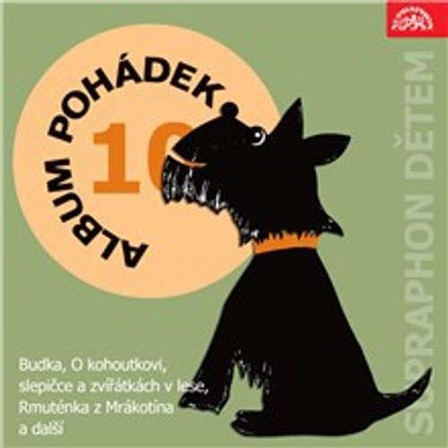 """Audiokniha Album pohádek """"Supraphon dětem"""" 10. - Božena Němcová - Miroslav Doležal"""