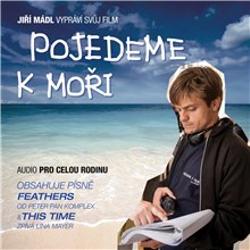 Pojedeme k moři - Jiří Mádl (Audiokniha)