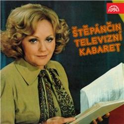 Štěpánčin televizní kabaret - Ondřej Suchý (Audiokniha)