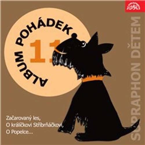"Audiokniha Album pohádek ""Supraphon dětem"" 11 - Ilona Richtrová - Boris Rösner"