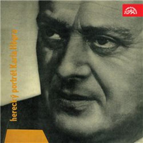 Herecký portrét Karla Högra