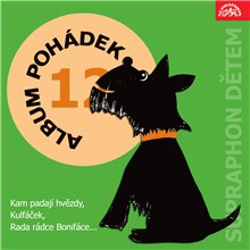 "Album pohádek ""Supraphon dětem"" 12. - Alois Joneš (Audiokniha)"