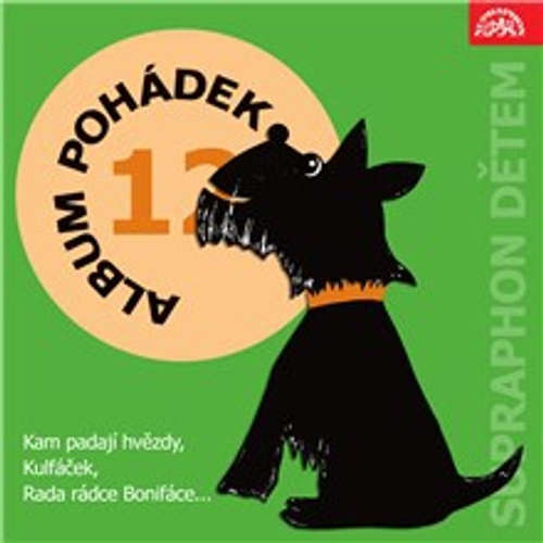 "Audiokniha Album pohádek ""Supraphon dětem"" 12. - Alois Joneš - Martin Růžek"