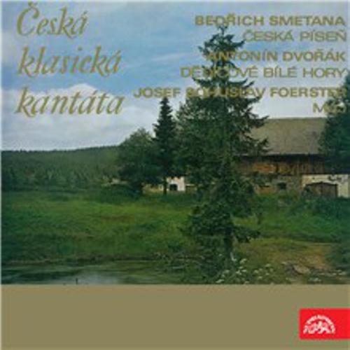 Smetana, Dvořák Foerster: Česká klasická kantáta - Karel Hynek Mácha (Audiokniha)