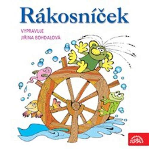 Audiokniha Rákosníček (komplet) - Jaromír Kincl - Jiřina Bohdalová
