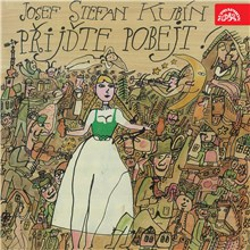 Přijďte pobejt - Josef Štefan Kubín (Audiokniha)