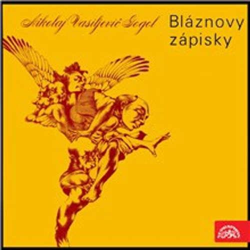 Audiokniha Bláznovy zápisky - Nikolaj Vasiljevič Gogol - Jan Přeučil