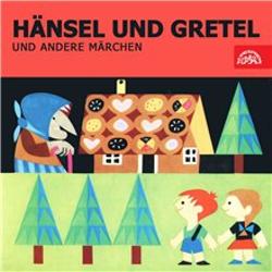 Hänsel und Gretel und andere Märchen -  národní pohádka (Audiokniha)