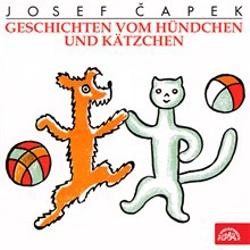 Geschichten vom Hündchen und Kätzchen - Josef Čapek (Audiokniha)