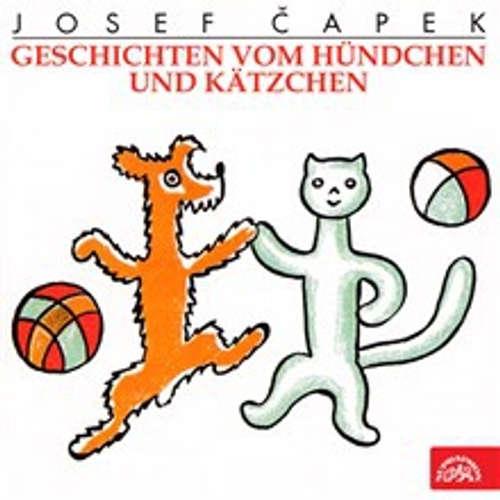 Audiokniha Geschichten vom Hündchen und Kätzchen - Josef Čapek - Günter Grabbert