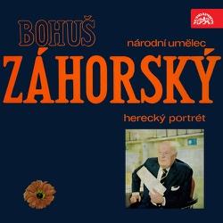 Herecký portrét Bohuše Záhorského - Jan Werich (Audiokniha)