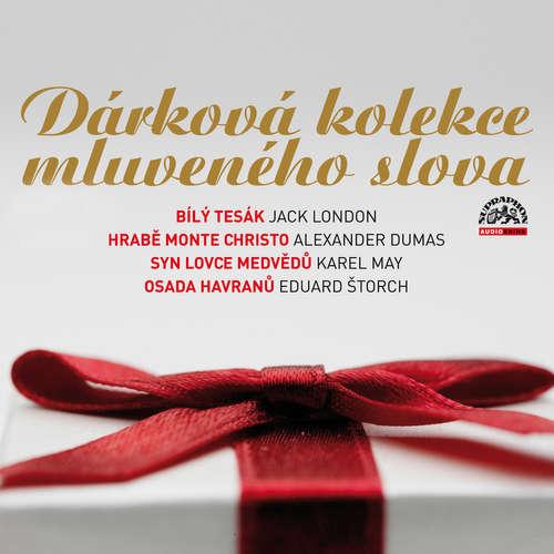 Audiokniha Dárková kolekce mluveného slova - Alexandre Dumas - Josef Bek