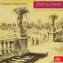 Audiokniha Petr a Lucie - Romain Rolland - Václav Voska