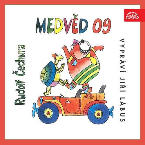 Audiokniha Medvěd 09 - Rudolf Čechura - Jiří Lábus