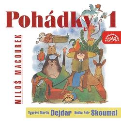 Pohádky 1 - Miloš Macourek (Audiokniha)