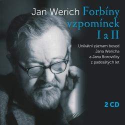 Forbíny vzpomínek I a II - Jan Werich (Audiokniha)