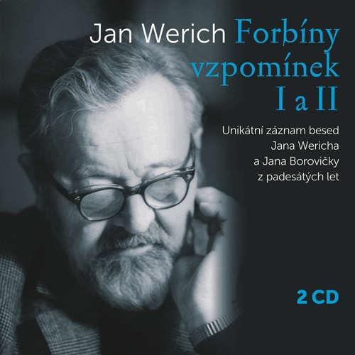 Audiokniha Forbíny vzpomínek I a II - Jan Werich - Jan Werich