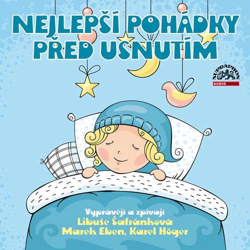 Audiokniha Nejlepší pohádky před usnutím - Zdeněk Miler - Marek Eben