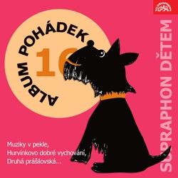 """Album pohádek """"Supraphon dětem"""" 16. - Božena Němcová (Audiokniha)"""