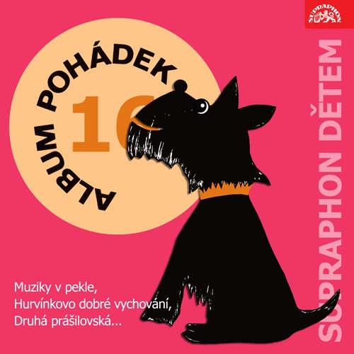 """Audiokniha Album pohádek """"Supraphon dětem"""" 16. - Božena Němcová - František Filipovský"""