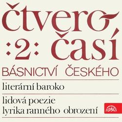 Čtveročasí básnictví českého 2 - Adam Václav Michna z Otradovic (Audiokniha)