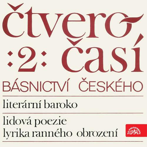 Audiokniha Čtveročasí básnictví českého 2 - Adam Václav Michna z Otradovic - Hana Maciuchová
