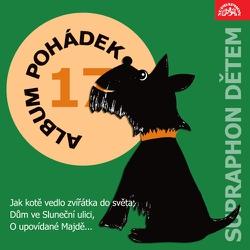 """Album pohádek """"Supraphon dětem"""" 17. - Jan Kramařík (Audiokniha)"""