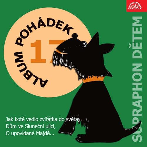 """Audiokniha Album pohádek """"Supraphon dětem"""" 17. - Jan Kramařík - Jiří Adamíra"""