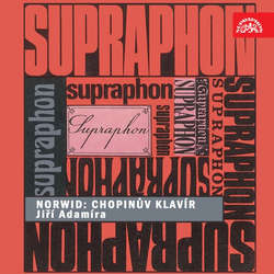 Audiokniha Chopinův klavír - Cyprian Norwid - Jiří Adamíra