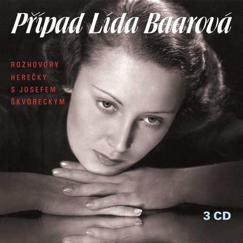 Audiokniha Případ Lída Baarová - Ladislav K.M. Walló - Lída Baarová