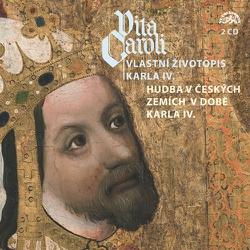 Vita Caroli - Vlastní životopis Karla IV. + Hudba na dvoře Karla IV. -  Liturgický text (Audiokniha)