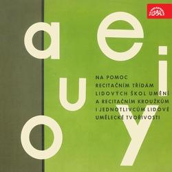 Na pomoc recitačním třídám Lidových škol umění a recitačním kroužkům i jednotlivcům lidové tvořivosti - František Hrubín (Audiokniha)