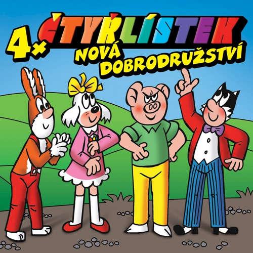 Audiokniha Čtyřlístek - Nová dobrodružství - Ivan Rössler - Miroslav Táborský