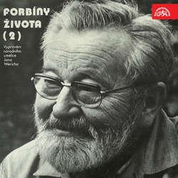 Audiokniha Forbíny života 2 - Jan Werich - Miroslav Horníček