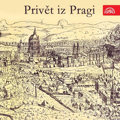 Privět iz Pragi - Jaromír Čermák (Audiokniga)