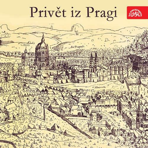Audiokniga Privět iz Pragi - Jaromír Čermák - Alexandr Singer